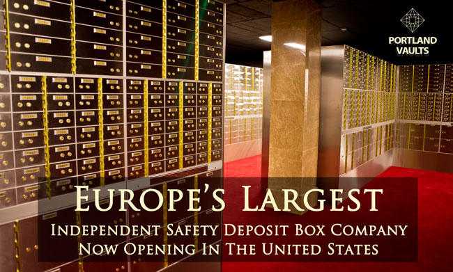 SAFETY DEPOSIT BOXES PORTLAND